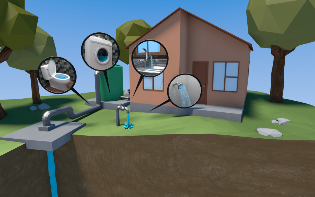AQS Borehole & Grey Water System Animation